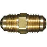 Brass Union, 3/8 inch MJIC