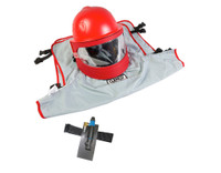 Clemco Apollo 600 HP DLX Supplied Air Respirator with CCAC