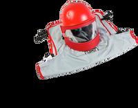 Clemco 25195, Apollo 600 LP DLX Helmet w/ CFC