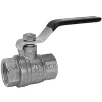 Clemco 1-1/4 inch Ball Valve with Handle