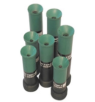 """TSP Standard Thread Nozzle for Hoses 3/4"""" ID x 1-1/2"""" OD"""