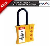 Electric Slider Hasp for 4 locks 6mm Shackle | PS-LOTO-HASP-SLIDE6