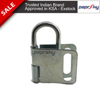 Heavy Duty Hasp - 1 inch x 1 inch - 3 Locks | PS-LOTO-HASP-SS25