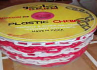 Plastic Chain 6mm x 25 m