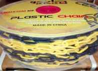 Plastic Chain 6mm x 50 Yards