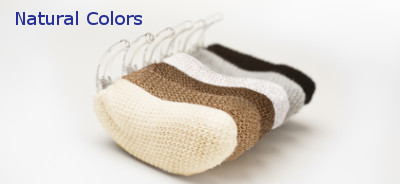 Learn more about the Available Colors of the Hearing Aid Sweat Band - The NATURAL Colors - 17 Colors Available (6 are shown in this photo)
