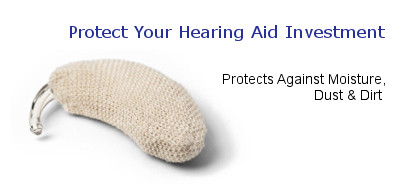 Hearing Aid Sweat Band - Protect Your Hearing Aid Investment