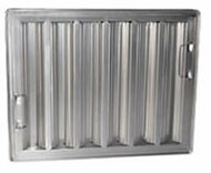 10 x 16 - Aluminum Hood Filter