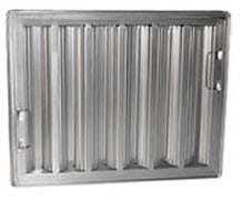 10 x 20 - Aluminum Hood Filter