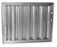 20 x 25 - Aluminum Hood Filter