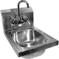 Space Saver Wall Mount Hand Sink
