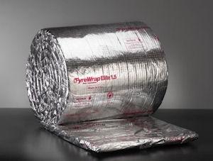 "FyreWrap Elite 1.5 Grease Duct Fire Insulation 48"" Wide"