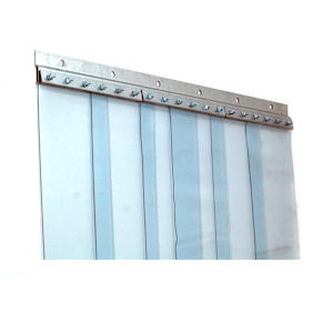 "Walk-In Strip Curtain 48"" x 84"" (W99-CURTAIN4)"