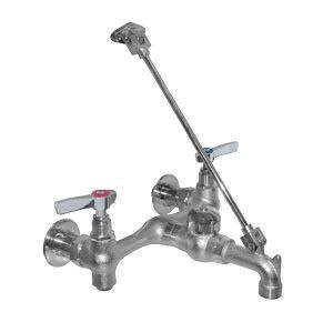 Encore Service Sink / Mop Sink Faucet with Vacuum Breaker (K78-8106-BR)