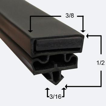 Styleline Gasket 29 7/8 x 71 3/4