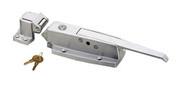 CHG Stainless Steel Walk-In Door Latch W99-3800-SS-C