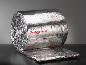 "FyreWrap Elite 1.5 Grease Duct Fire Insulation 24"" Wide (Set of 8)"