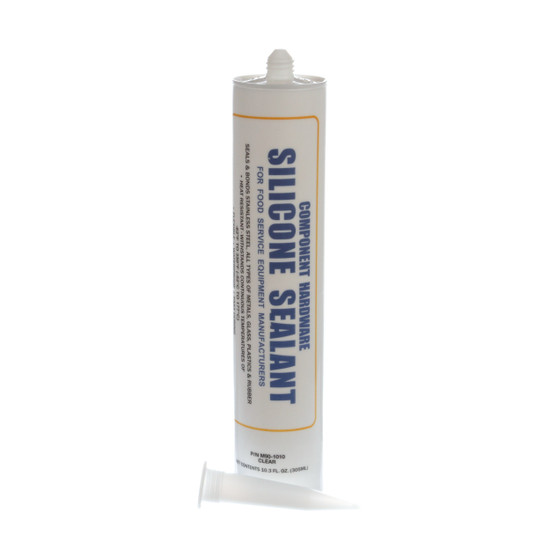 CHG White NSF Silicone - Individual Tube 10.3oz