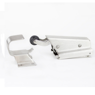 Spring Action Walk-In Door Closure / Snugger (W95-1010)
