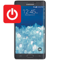 Samsung Galaxy Note 4 Edge Power Button Repair / Replacement