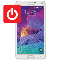 Samsung Galaxy Note 4 Power  Button Repair / Replacement