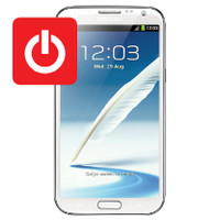 Samsung Galaxy Note 1 Power Button Repair / Replacement