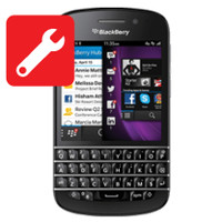 Blackberry Q10 Diagnostic