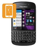Blackberry Q10 Glass/LCD Repair