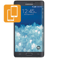 Samsung Galaxy Note 4 Edge Glass & LCD Replacement