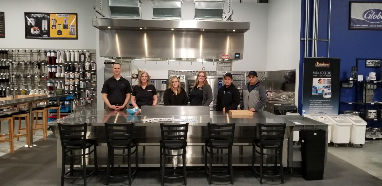 Now Open In Boise Idaho Curtis Restaurant Equipment