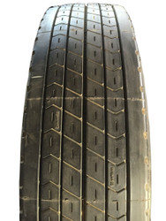 New Tire Recap Low Profile 22.5 Trailer Semi Retread