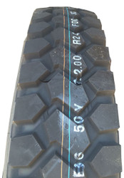 New Tire 13 R 22.5 Kumho KFD04C 18 ply TL 13R22.5