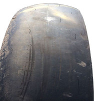 New Tire 19.5 LR 30 Buff Blem Goodyear Smooth Blemish 19.5LR30