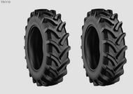 2 New Tires 460 85 34 Starmaxx Radial Tractor Rear 18.4 Tr110 TL R1 DOB Free Commercial Address Shipping