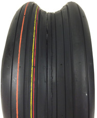 New Tire 11 4.00 5 Transmaster Rib 4 Ply Mower 11x4.00-5