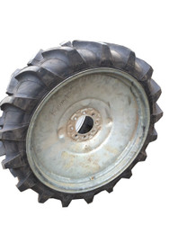New Tire 14.9 33.5 LSW Titan Swamp Buggy Mounted on 8 Hole Rim Wheel R1 Pivot