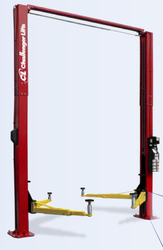 New 2 Post Challenger Lift 12,000 lb E12 12K Hoist Import E-12