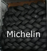 Used Take Off 235 55 17 Michelin Tire P235/55R17