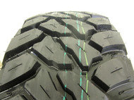 New Tire 255 75 17 Kenda Klever MT 6 Ply LRC LT Mud LT255/75R17 USAF