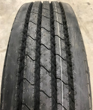 New Tire 255 70 22.5 Ironman 181 AP Steer Rib 16 Ply Semi Truck 255/70R22.5 ATD