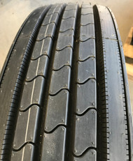 New Tire 11 R 24.5 Ironman 601 Premium Steer 16 Ply Semi 11R 11R24.5 ATD