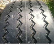 New Recap Tire 11 R 22.5 Tall Trailer A Semi Truck 11R22.5 Retread 0746