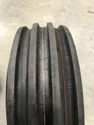 New Tire 14 L 16.1 Multi Mile Harvest King 4 Rib 12 Ply TL F-2M 14L-16.1