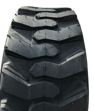 New Tire 10 16.5 K9 Skid Steer R4 10 Ply TL Bobcat 10x16.5 Stock
