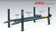 New 4 Post Hoist Amgo 8,000 lb Car Truck Four 8K Lift