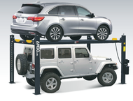 New 4 Post Hoist Amgo 9,000 lb Higher Post Car Truck Four 9K Lift