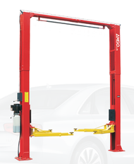 New 2 Post Hoist Amgo 10,000 lb Car Truck Two 10K Lift