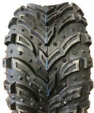 New Tire 28 12.00 12 Deestone Mud Crusher 6ply ATV 28x12-12 Sil
