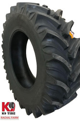 New Tire 460 85 38 K9 Radial R1 TL 146A8 18.4R38 460/85R38 DOB