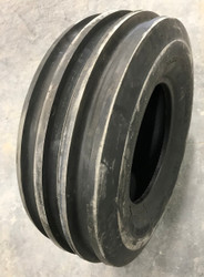 New Tire 11 L 15 Harvest King 4 Rib 8 Ply TL F-2M